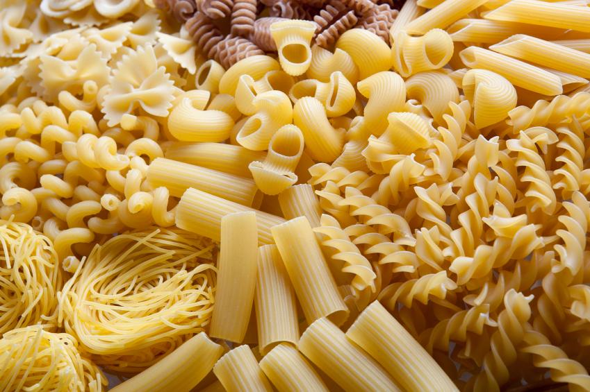 Mangiare la pasta? Anche con gli occhi