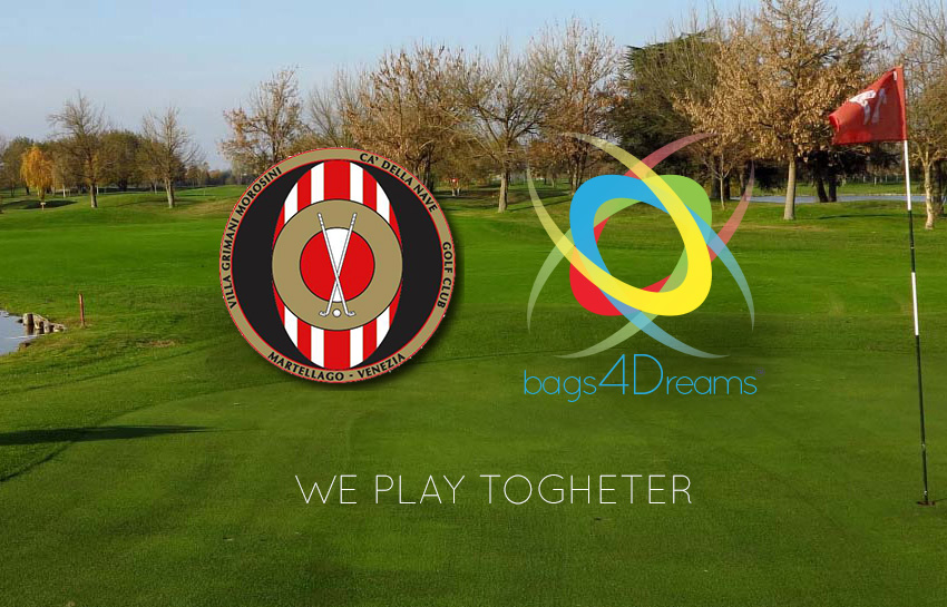 "11 ottobre 2015:  Bags4Dreams al ""Gainasso Golf Trophy"""