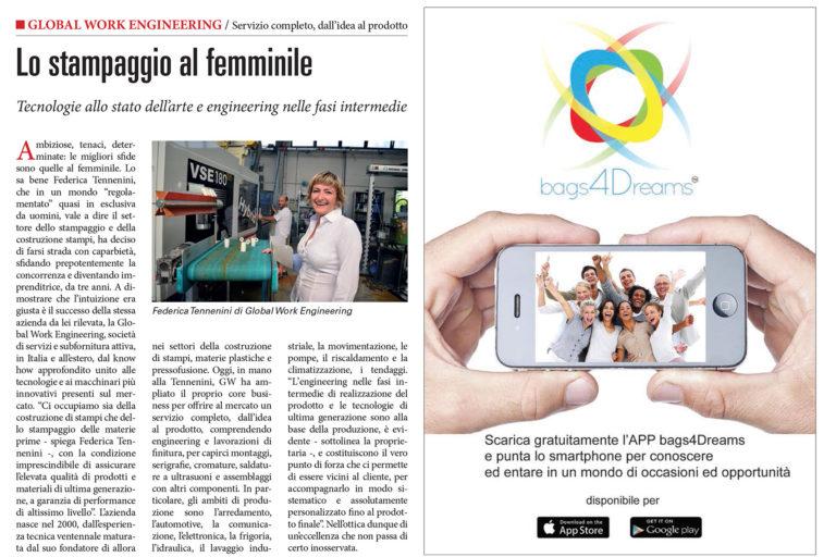 Read more about the article Immagine potenziante sul sole 24 ore…