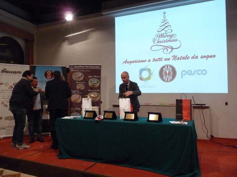 Read more about the article Serata degli Auguri a Ca' della Nave con bags4Dreams