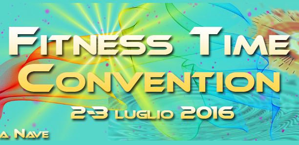 Fitness Time convention Tour