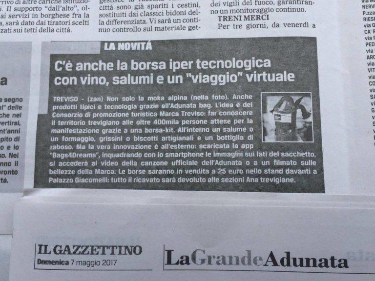 Read more about the article Rassegna stampa Adunata Alpini 2017